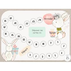 Activité d'écriture - Mots d'orthographe