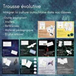 Trousse évolutive - La culture Mohawk