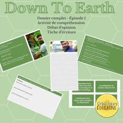 Down to earth - Dossier