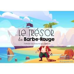 LE TRÉSOR DE BARBE-ROUGE - Les capacités