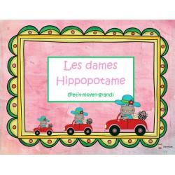 Les dames Hippopotame