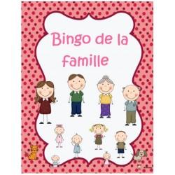 Bingo de la famille