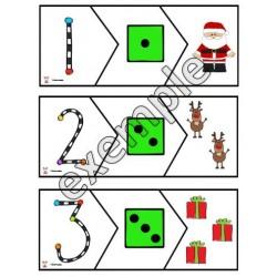 Noël: mathématiques
