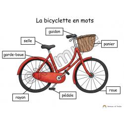 La bicyclette en mots