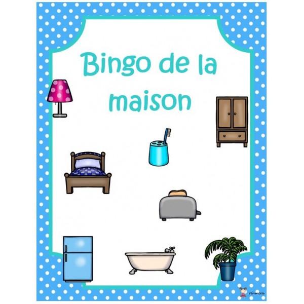 Bingo de la maison