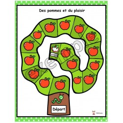 Des pommes et du plaisir
