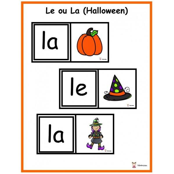 Le ou La (Halloween)