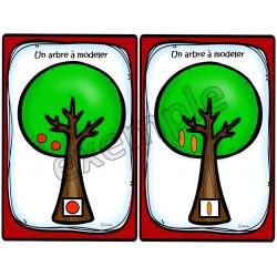 Atelier: un arbre à modeler