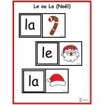 Le ou La (Noël)