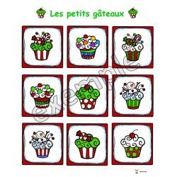 Noël: les petits gâteaux