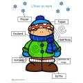 L'hiver en mots