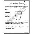 Sciences: 100 gouttes d'eau