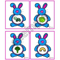 Pâques: des lapins qui riment