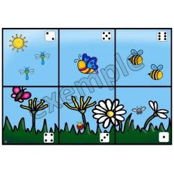 Insectes: le jeu du casse-tête