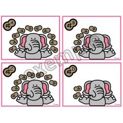 Les arachides de l'éléphant