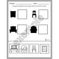 La maison: activités (papier-crayon)