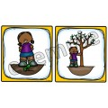 Histoire séquentielle: l'arbre (fille)