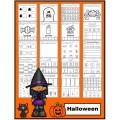 Halloween: activités (papier-crayon)