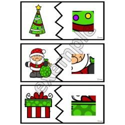 Noël: où est mon morceau?