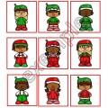 Noël: les lutins
