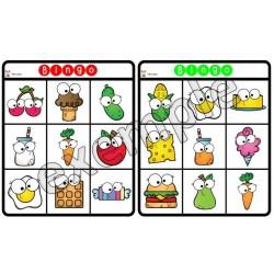 Alimentation: le bingo rigolo