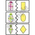 Formes: casse-têtes (cadeaux)