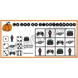 Le jeu de l'Halloween