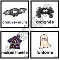 Halloween: chasse aux mots