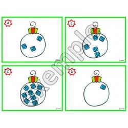 Noël: les confettis