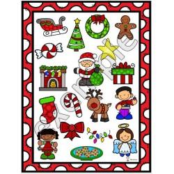 Noël: pige et couvre (images)
