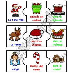 Noël: des phrases farfelues