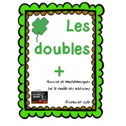 Addition des doubles