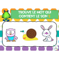 Son S Phonologie CP French Phonics BOOM CARDS