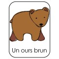 Ours brun, dis moi