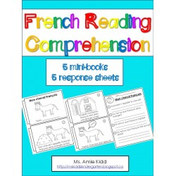 Comprehension Lecture - Reading Comprehension Pack