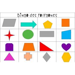 Bingo des polygones