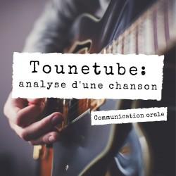 Tounetube (analyse de chanson/ poésie)