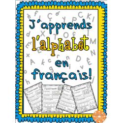 L'alphabet - maternelle-1/