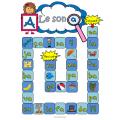 """Le son """"a"""" - jeu de société"""