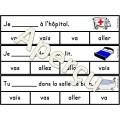 """Le verbe """"aller"""" - jeu d'association"""