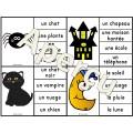 L'Halloween - Ensemble 2 jeux d'association