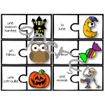 L'Halloween - Ensemble complet
