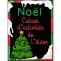 Noël - Cahier d'activités de l'élève