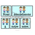 """Les verbes en """"ir"""" - Ensemble"""