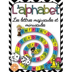 L'alphabet - jeux de société