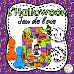 L'Halloween - jeu de société