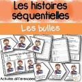 Histoires séquentielles - Les bulles