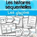 Histoires séquentielles - Les glaçons