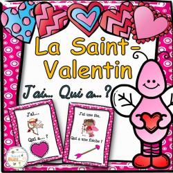 La Saint-Valentin - jeu j'ai... qui a...?