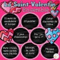La Saint-Valentin - Ensemble complet